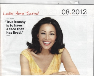 AZIZ Salon Applauds Ann Curry LHJ Article