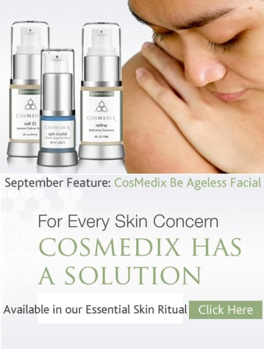 CosMedix Be Ageless Facial at AZIZ