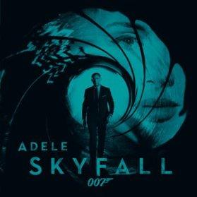 AZIZ Salon and Day Spa Adele Skyfall OPI Skyfall James Bond