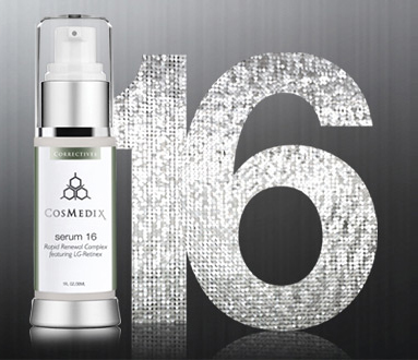 AZIZ Salon and Day Spa Has the New Cosmedix Serum 16