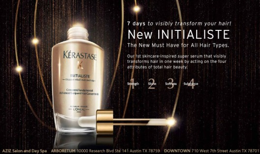 Kerastase Initialiste Now Available
