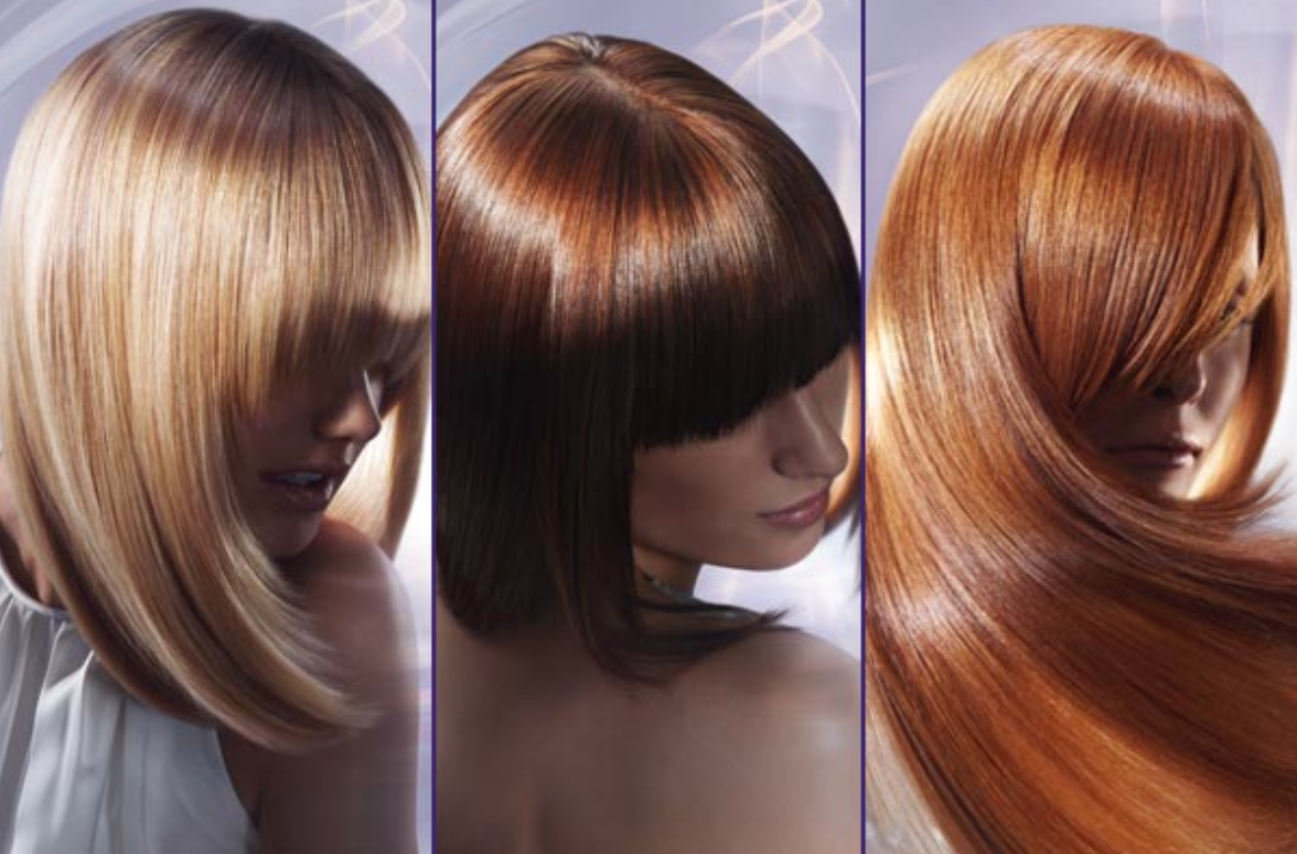 how to achieve glossy hair